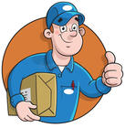International Air Package Delivery